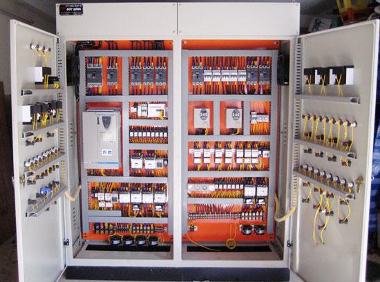 Công ty thiết kế tủ điện chiếu sáng
