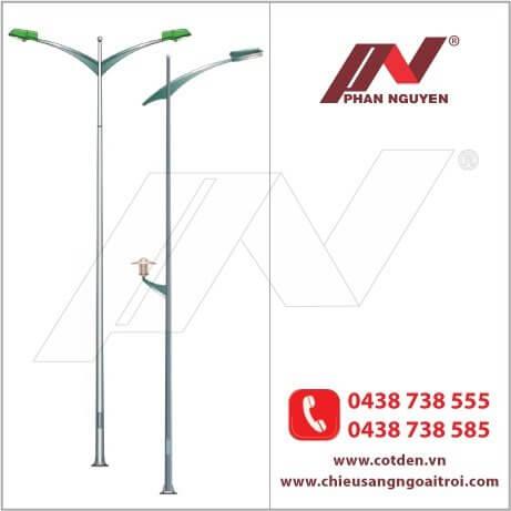 Cột đèn cao áp PN07