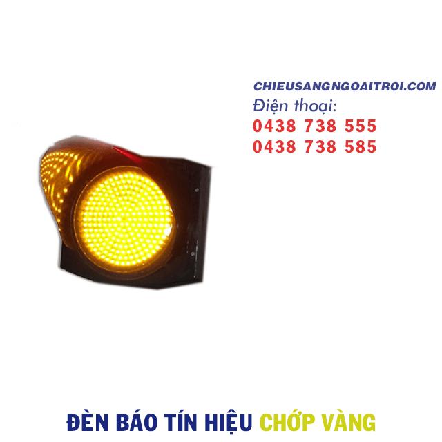 Đèn chớp vàng tín hiệu giao thông