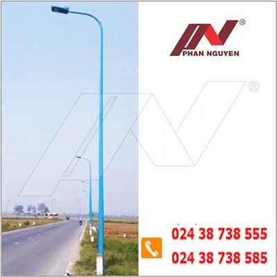 Hình ảnh thực tế của cột đèn PN 05