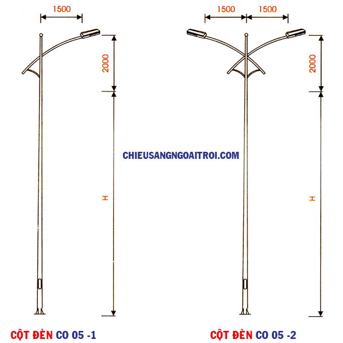 Bản vẽ kỹ thuật của sản phẩm PN 05