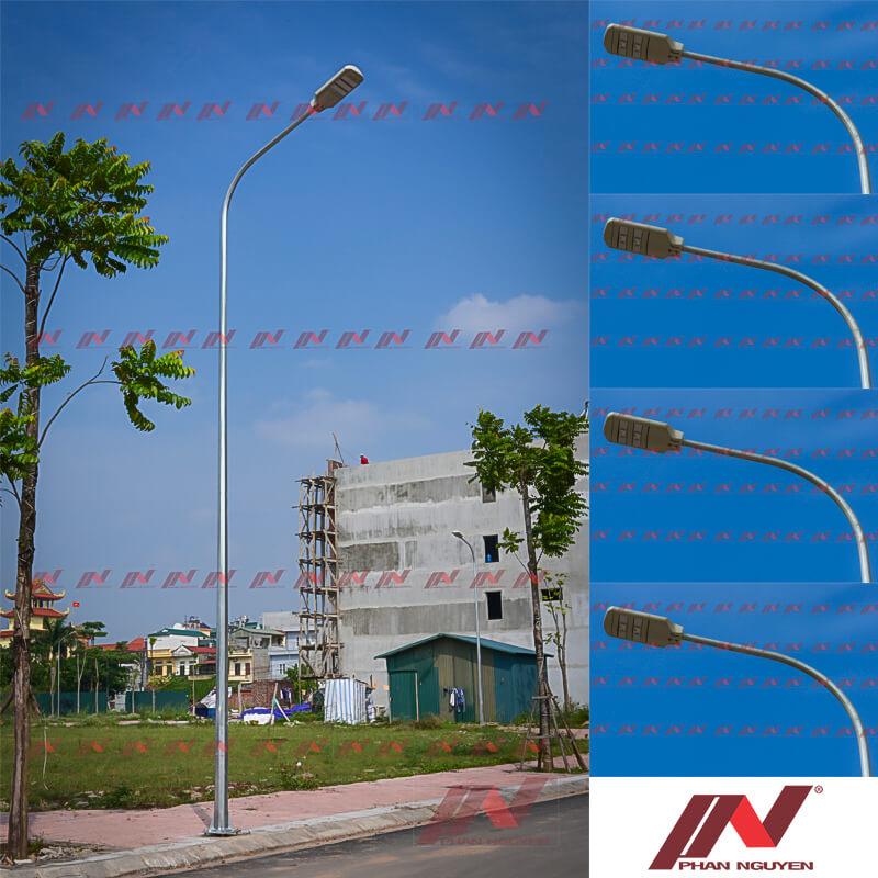 Cột đèn cao áp PN06