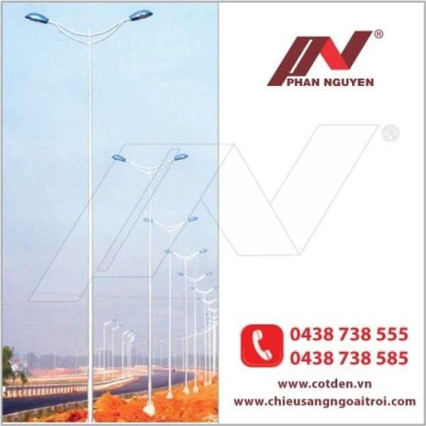 Phan Nguyễn – Cơ sở cung cấp cột đèn cao áp PN 09 chính hãng 100%