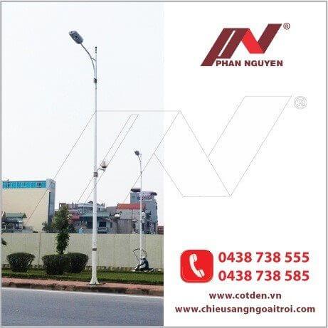 Cột đèn cao áp PN02 nhiều ưu điểm vượt trội