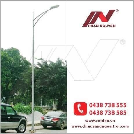 Phan Nguyễn, địa chỉ uy tín cung cấp cột đèn cao áp pn 03 chính hãng