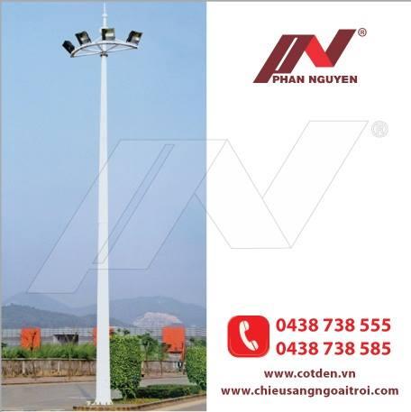 Cột đèn pha cao áp PN 01