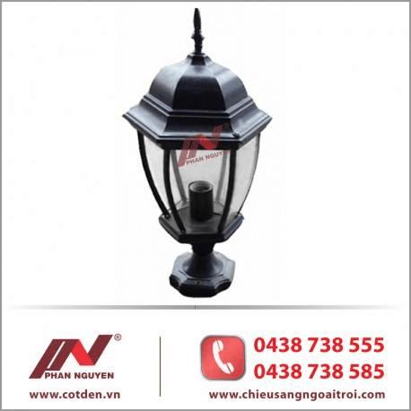 Một mẫu đèn chùa thông dụng