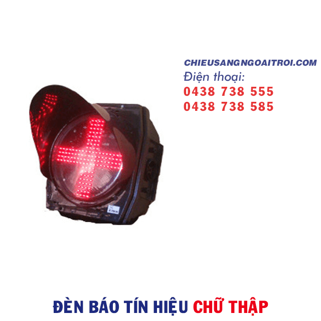 Đèn tín hiệu giao thông chữ thập