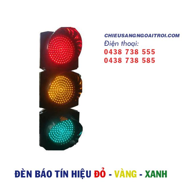 Đèn tín hiệu giao thông Đỏ Vàng Xanh