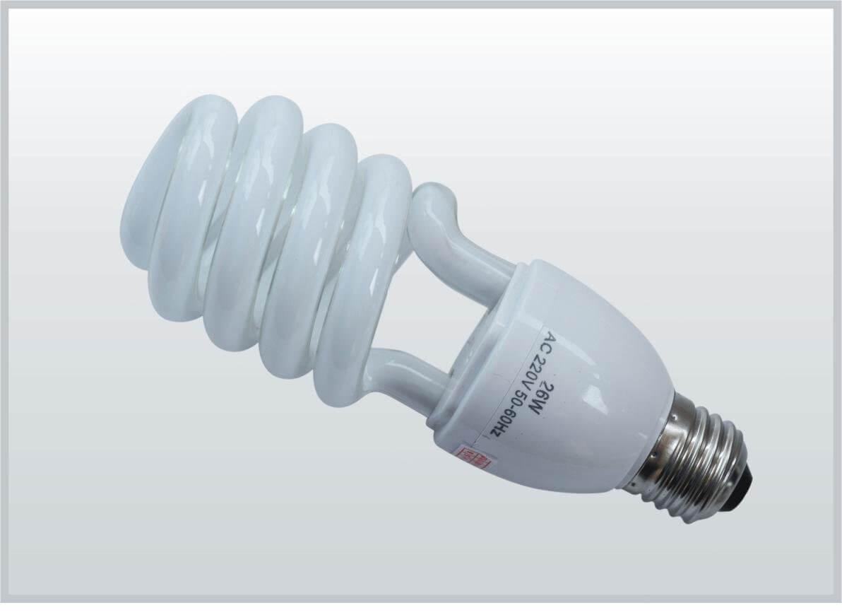 Bóng đèn compact 26W có giá thành hợp lý, tiết kiệm tối đa điện năng khi sử dụng