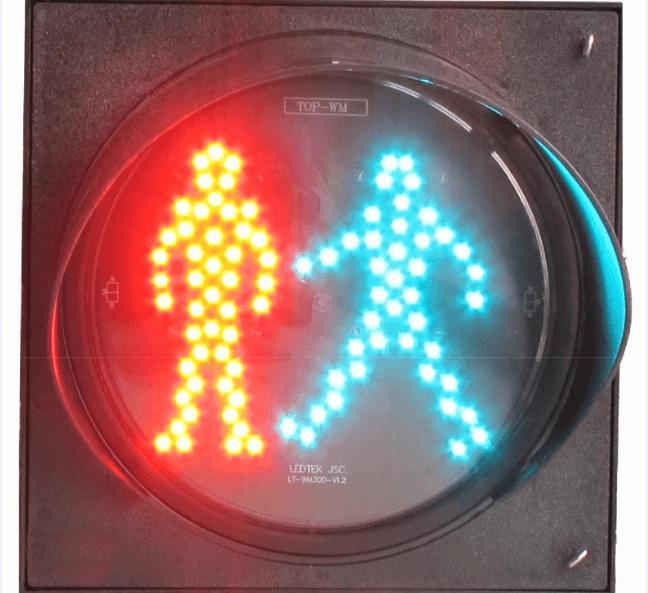 Đèn tín hiệu dành cho người đi bộ - đèn tín hiệu giao thông