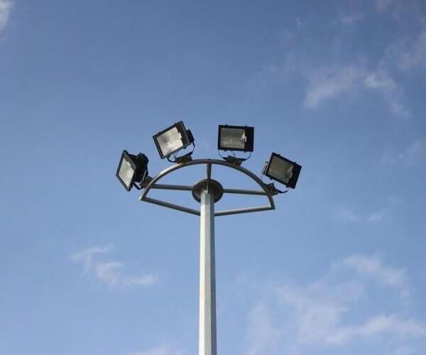 Cột đèn cao áp bát giác rời cần cao 11m BG11-78