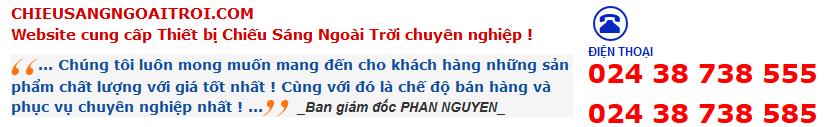 Phan Nguyễn - Địa chỉ mua cột đèn cao áp liền cần uy tín