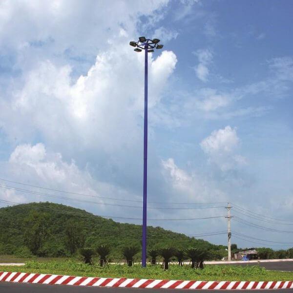 Cột đèn nâng hạ DG25A