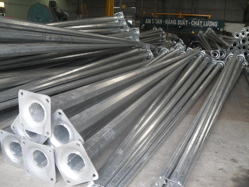 Nhà máy sản xuất cột đèn Phan Nguyễn