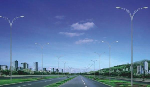 Đèn cao áp Cloud được sử dụng rộng rãi trên các đường phố