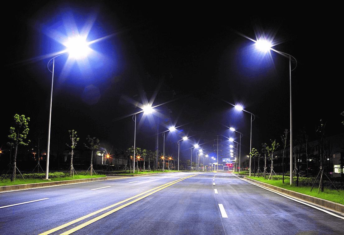 Đèn cao áp được sử dụng phổ biến tại các công trình đường phố