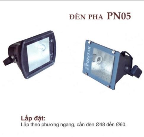 Đèn Pha Cao Áp PN05