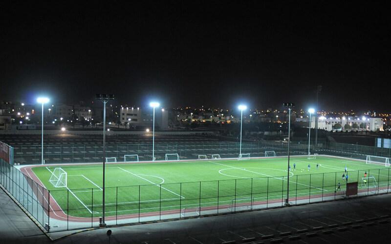 Đèn pha cao áp PN02 - sản phẩm đèn được sử dụng phổ biến trong thắp sáng diện rộng