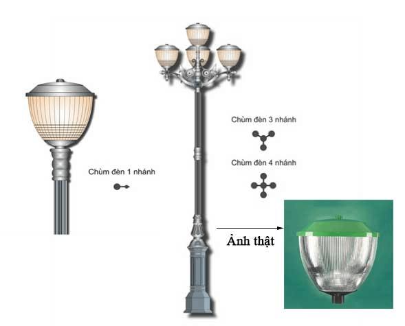 Bạn nên lắp đặt đèn sân vườn tuylip theo đúng yêu cầu về an toàn ngành điện