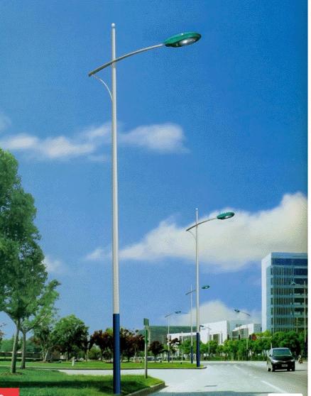 Cần đèn đơn PN05 được ứng dụng rộng rãi trên cả nước