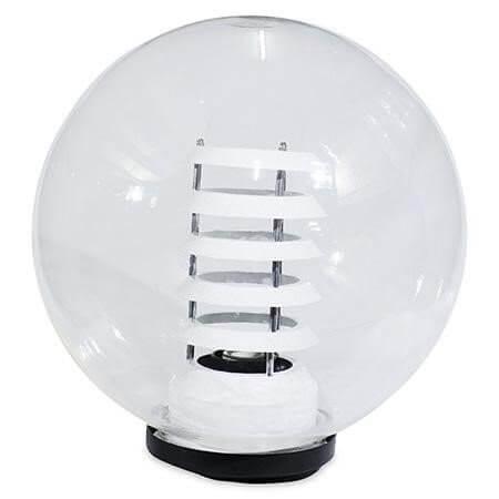 Cấu tạo đèn cầu có tính cách điện tốt