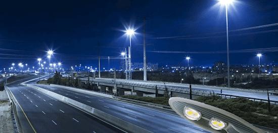 Đèn không gây hại tới môi trường