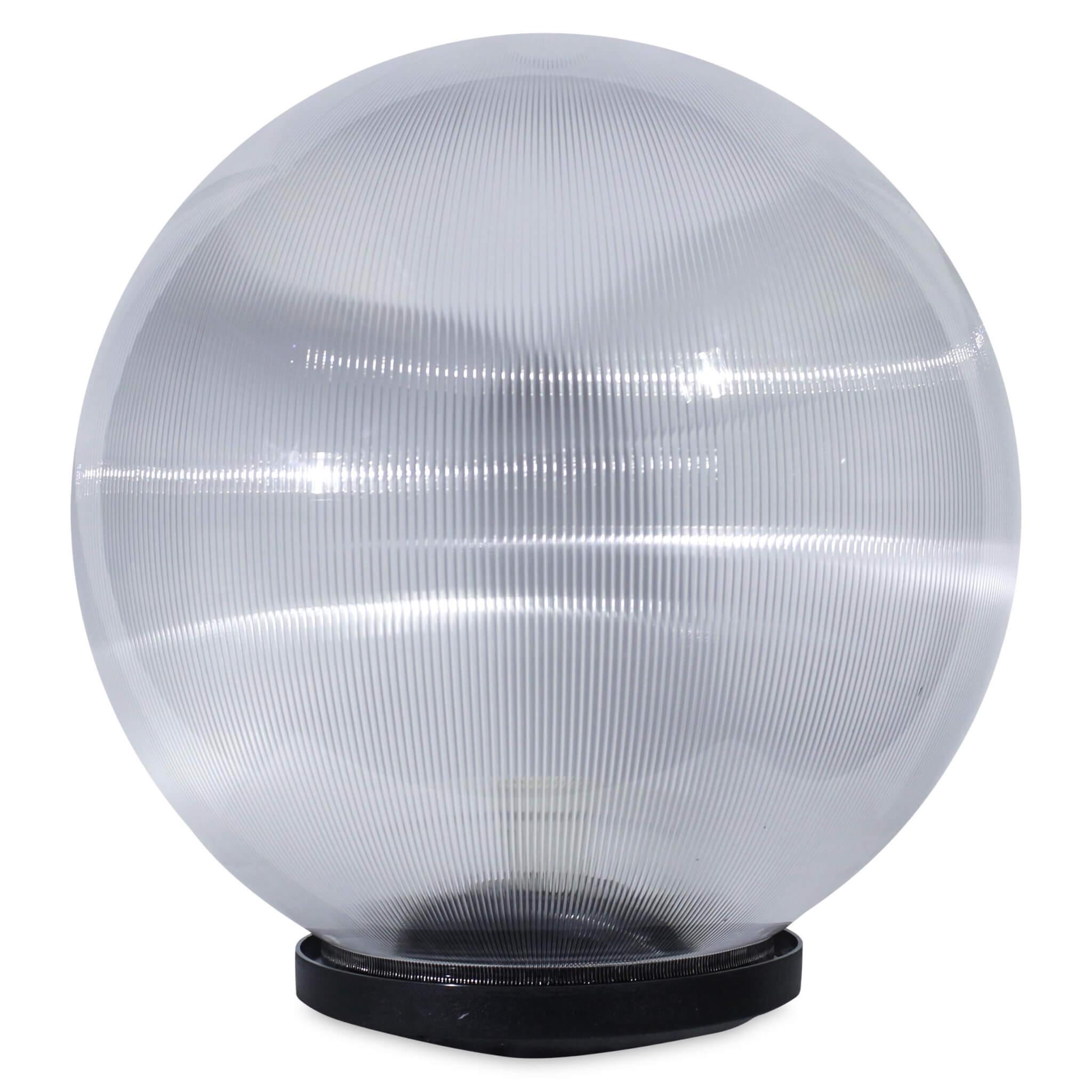 Đặc điểm nổi bật của đèn cầu sọc RIB D400