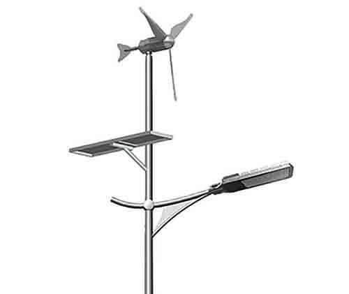 Cần đèn năng lượng gió