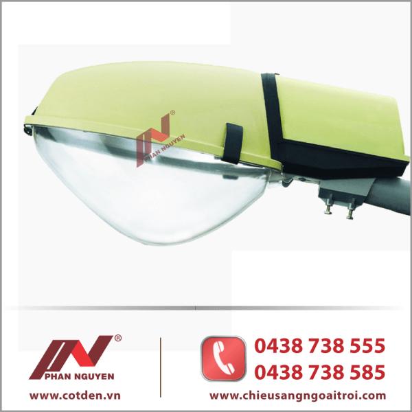Đèn cao áp Maccot - PN này ăn đứt nhiều sản phẩm khác cùng loại trên thị trường về thiết kế thông minh.