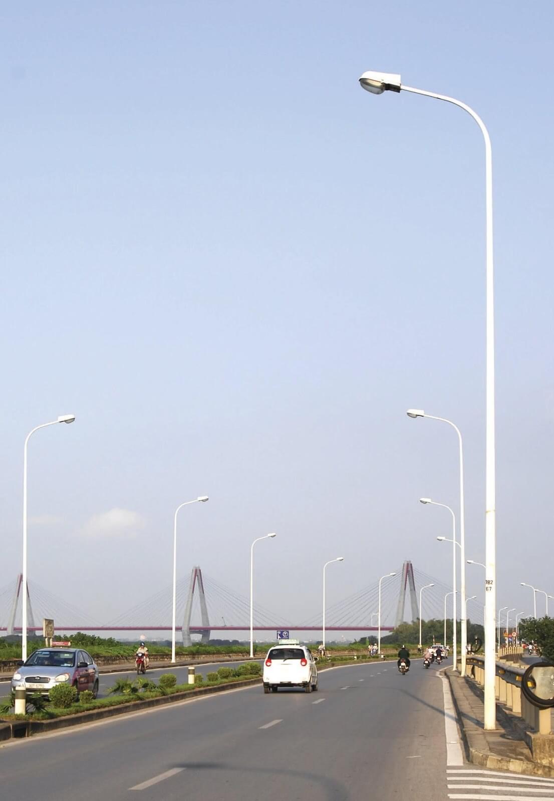 Phan Nguyễn – địa chỉ cung cấp cột đèn cao áp tốt nhất