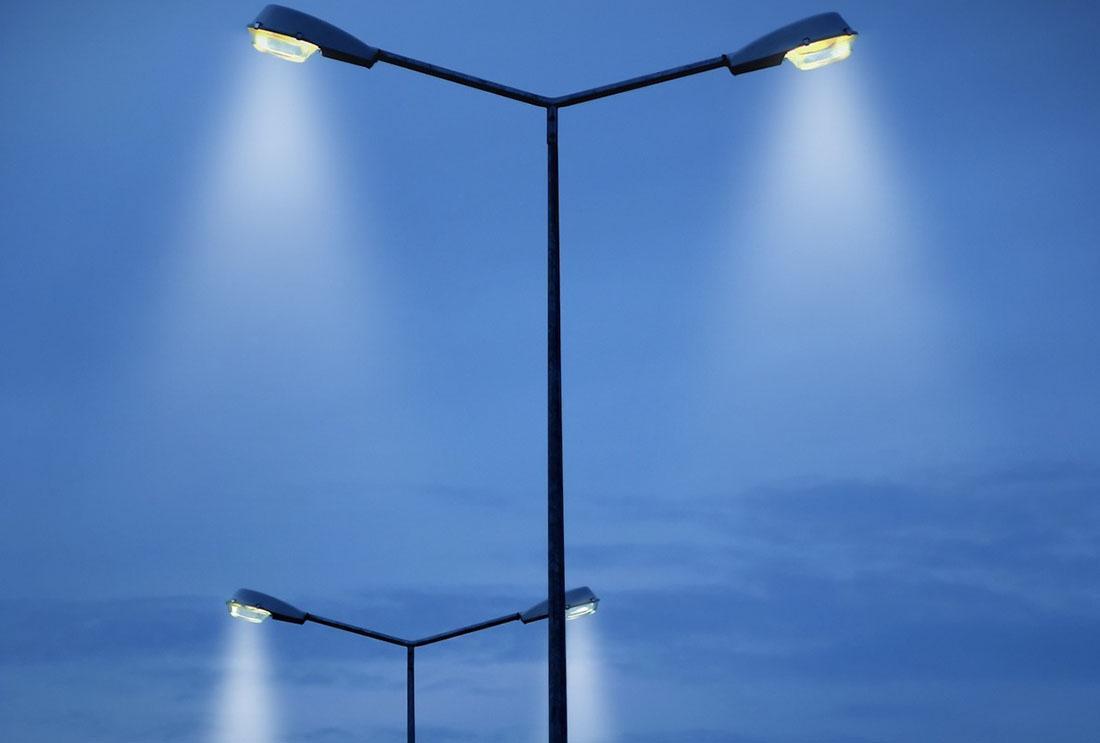 Cần đèn đơn PN04-D với nhiều tính năng vượt trội
