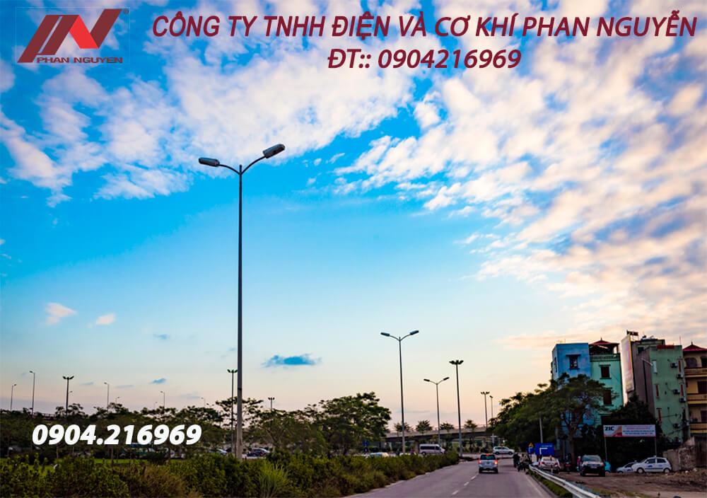 đèn đường cao áp Hà Nội