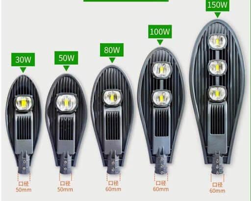 Đèn đường ở tphcm được Phan Nguyễn sản xuất trực tiếp với dây chuyền máy móc hiện đại