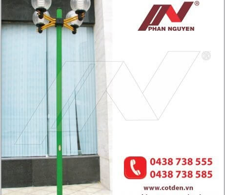 Cột đèn Arlequin là một trong những sản phẩm được ưa chuộng tại Phan Nguyễn
