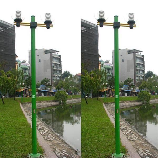 Lựa chọn cột đèn sân vườn chất lượng cao, giá tốt tại Phan Nguyễn