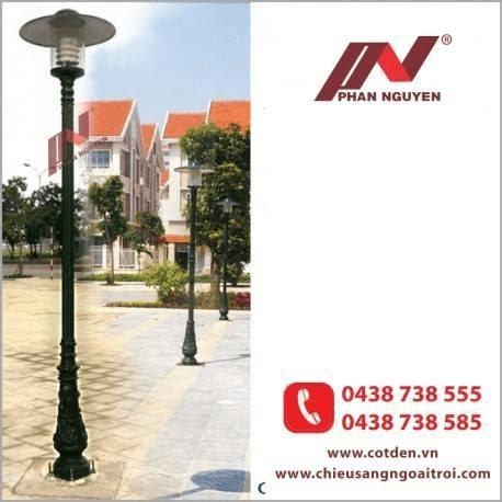 Sản phẩm cột đèn sân vườn