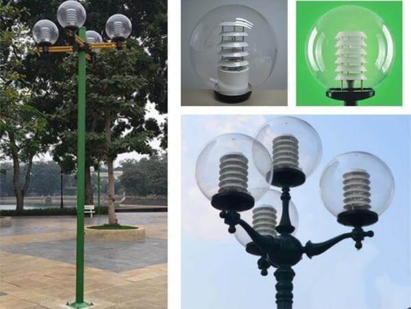 Phan Nguyễn cung cấp đa dạng các loại đèn sân vườn khác nhau