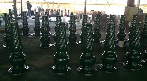 Phan Nguyễn đơn vị sản xuất cột đèn trang trí sân vườn chất lượng