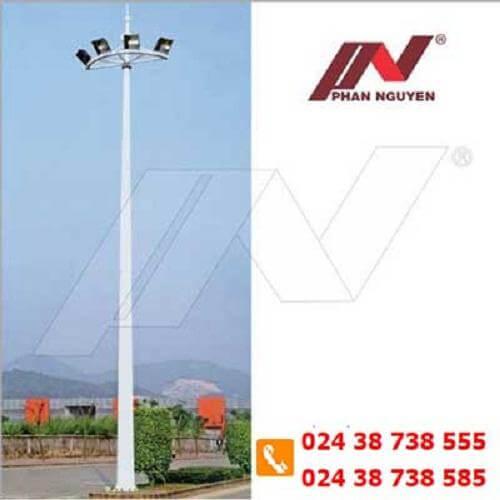 Cột đèn chiếu sáng Phan Nguyễn có đa dạng mẫu mã và kích thước