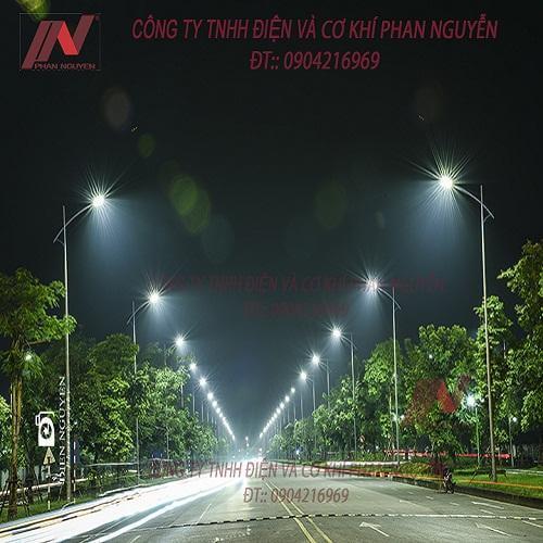 Cột đèn chiếu sáng Phan Nguyễn phù hợp với mọi công trình lớn, nhỏ
