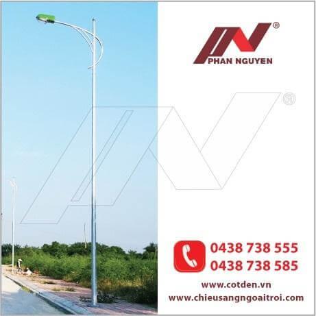 Phan Nguyễn cung cấp đa dạng các loại cột đèn cao áp