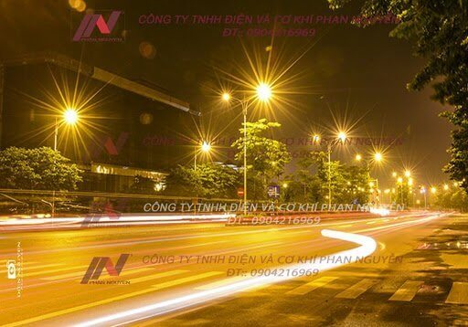 Các cột đèn cao áp do Phan Nguyễn cung cấp luôn có chất lượng vượt trội