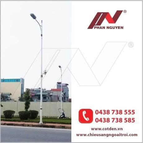 Các sản phẩm cột đèn cao áp của Phan Nguyễn luôn đảm bảo tính chống chịu và ngăn cản quá trình oxi hóa