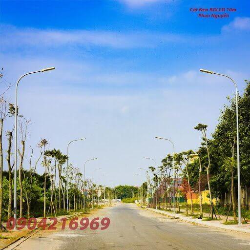 Lựa chọn cột đèn chất lượng, mẫu mã đẹp tại Phan Nguyễn