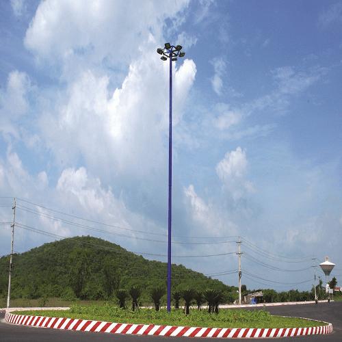 Cột đèn nâng hạ DG30A.