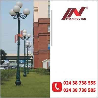 Lựa chọn Phan Nguyễn – đơn vị cung cấp cột đèn sân vườn uy tín chất lượng