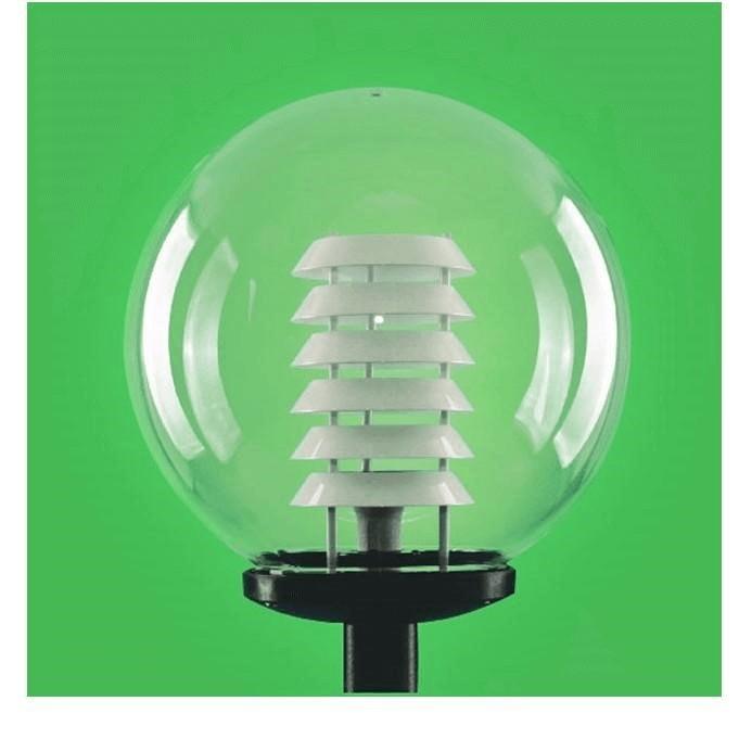 Đèn SVCT D400 Clear độc đáo, sử dụng đa dạng loại bóng đèn tiết kiệm điện năng