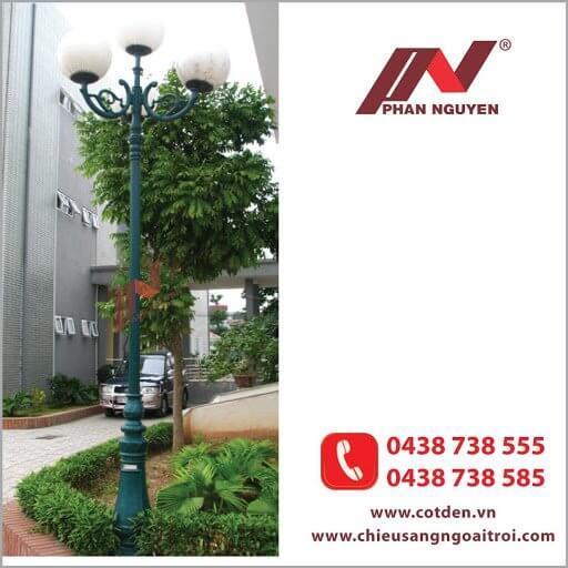 Thiết bị chiếu sáng Phan Nguyễn cung cấp có chất lượng cao