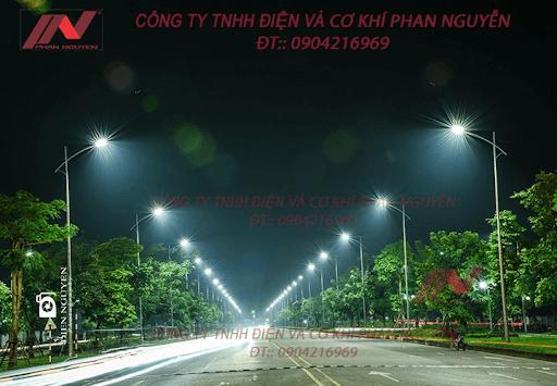 Phan Nguyễn- địa chỉ uy tín cung cấp sản phẩm cột đèn sân vườn